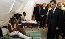 Sarkozy in Hiati