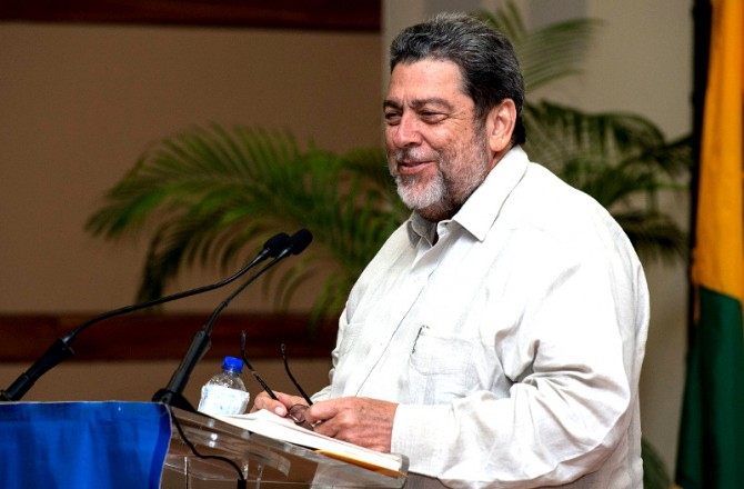 Gonsalves talks free movement of CARICOM nationals