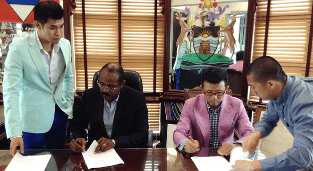Antigua inks $2bn property investment deal with Yida