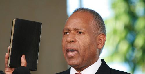 Patrick Manning declines Order of the Republic of Trinidad & Tobago award